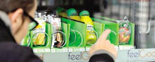 Saveurs Matic installe les distributeurs automatiques à la Fac d'Orléans !